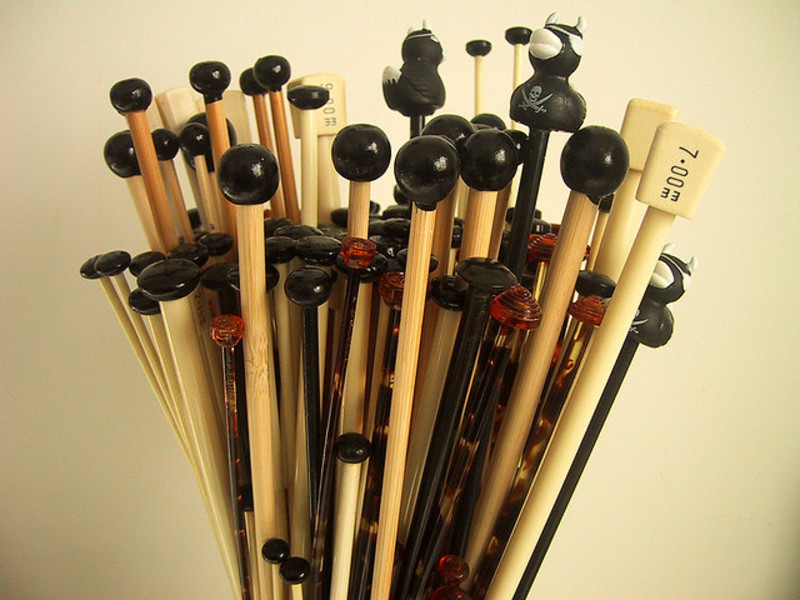 Beginners Guide to Knitting Needles - Image 1