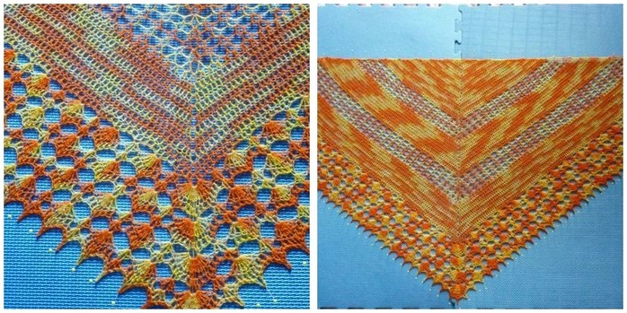 How to Block your Crochet and Knitting Montage